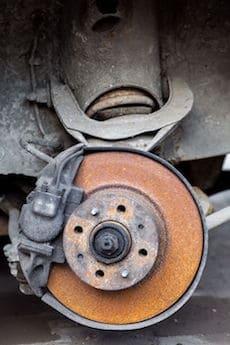bremser reparation og udskiftning